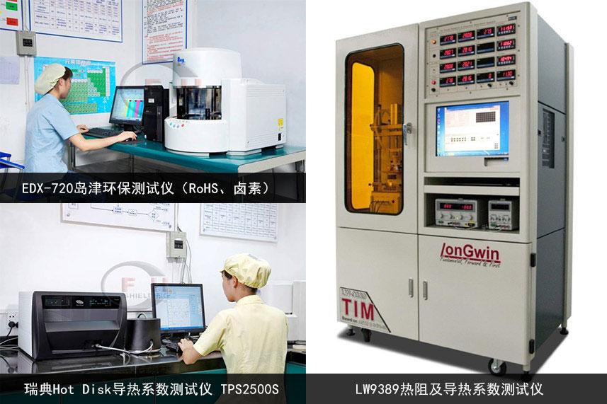 SGS同型检测设备