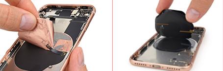 无线充电应用(iphone X)