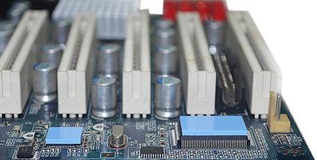 电脑主板--吸波材料