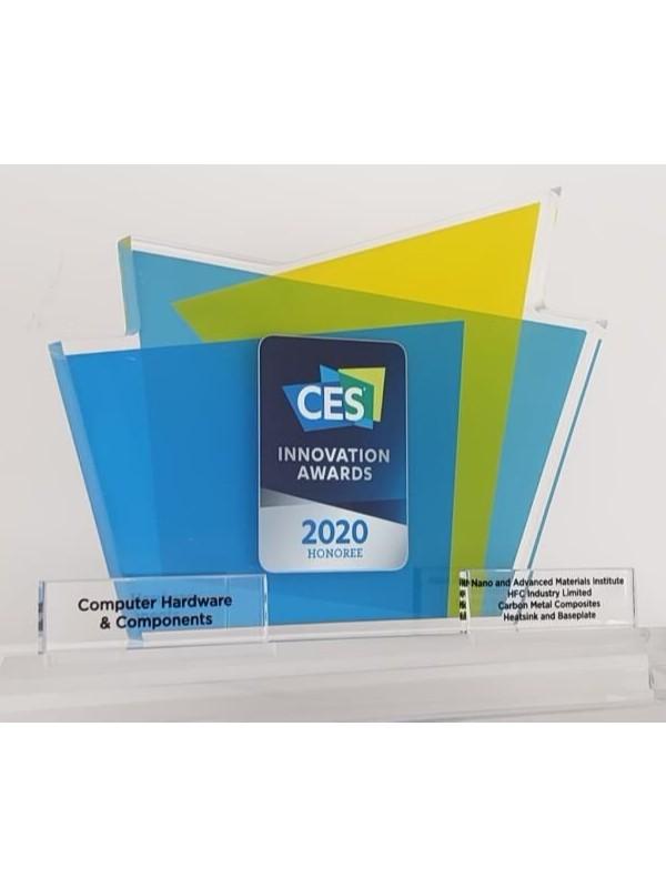 2020 美国CES创新奖